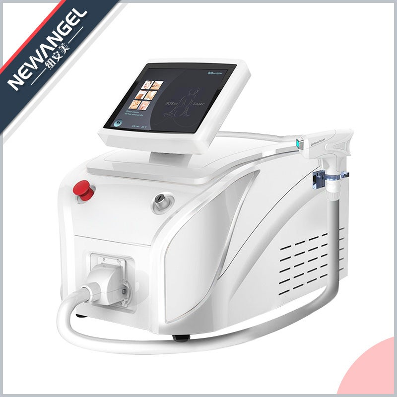 Image of NEWANGEL Portable 808 Diode Laser Hair Removal Machine