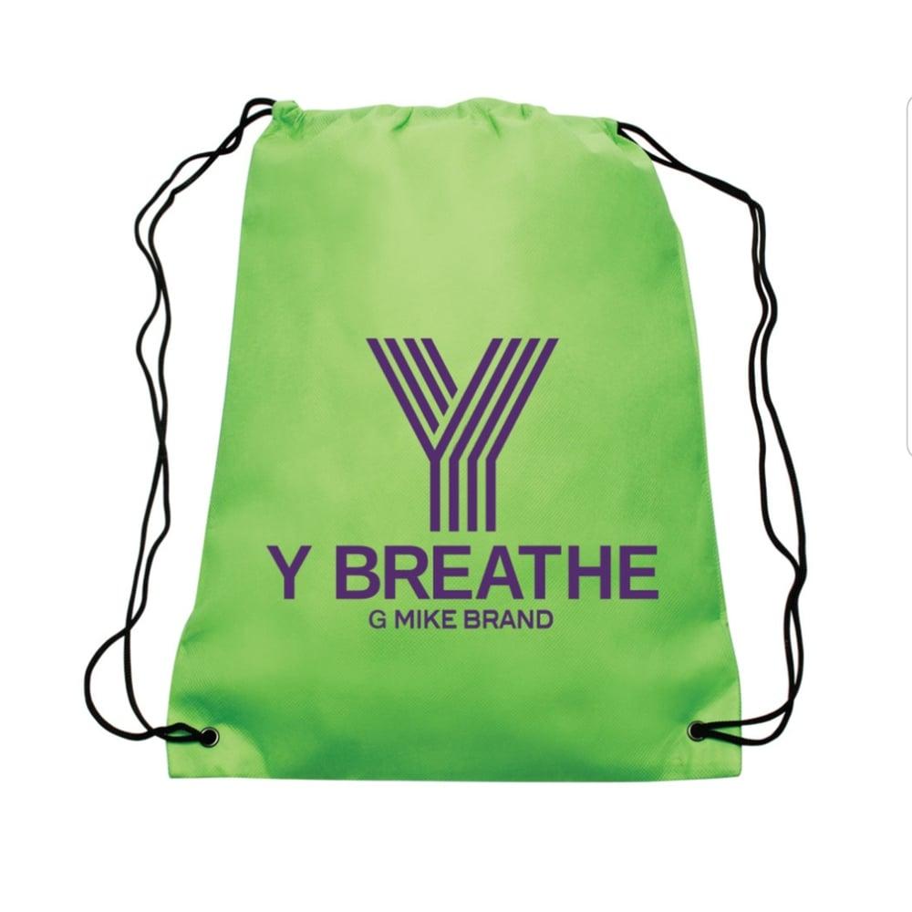 Image of Y Breathe Back Pack