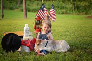 Image of Baby Cow Mini Sessions~September 8th