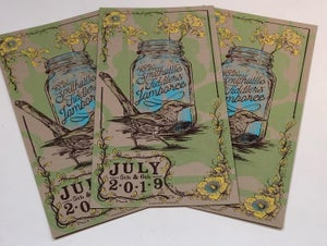 Image of Smithville Fiddlers Jamboree 2019 Poster