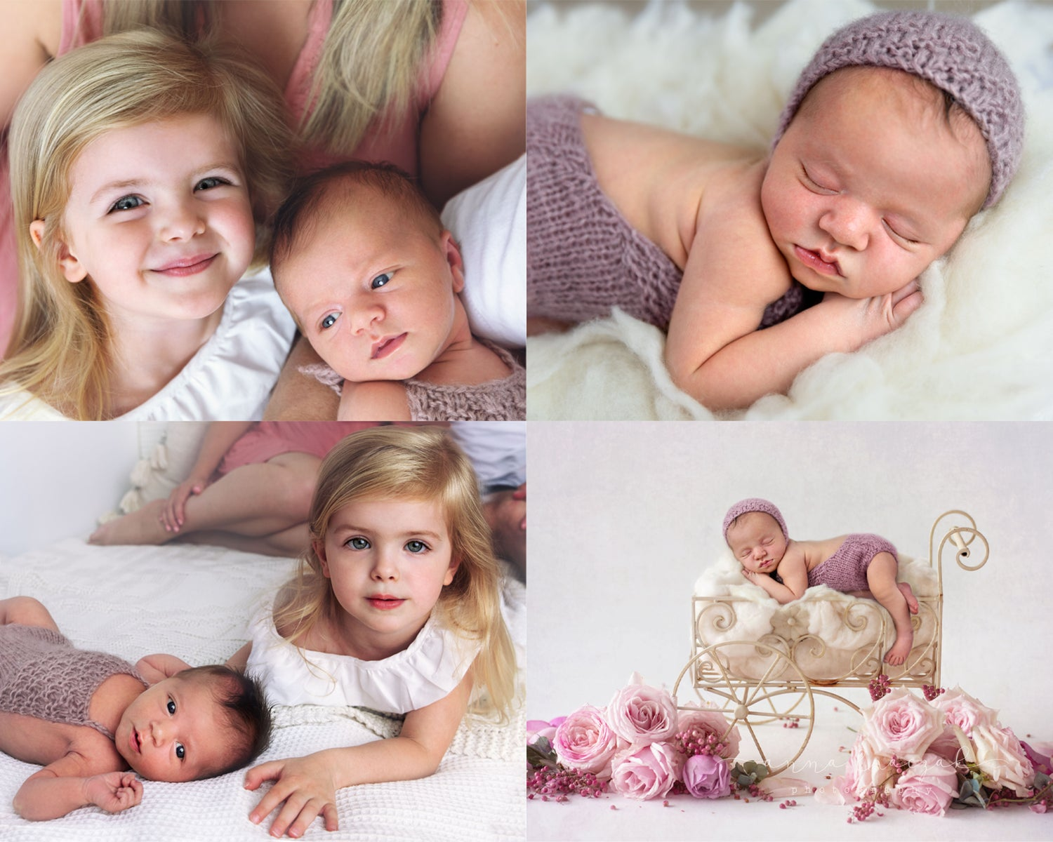 Image of LIFESTYLE & POSED NEWBORN SESSION. BOOKING FEE