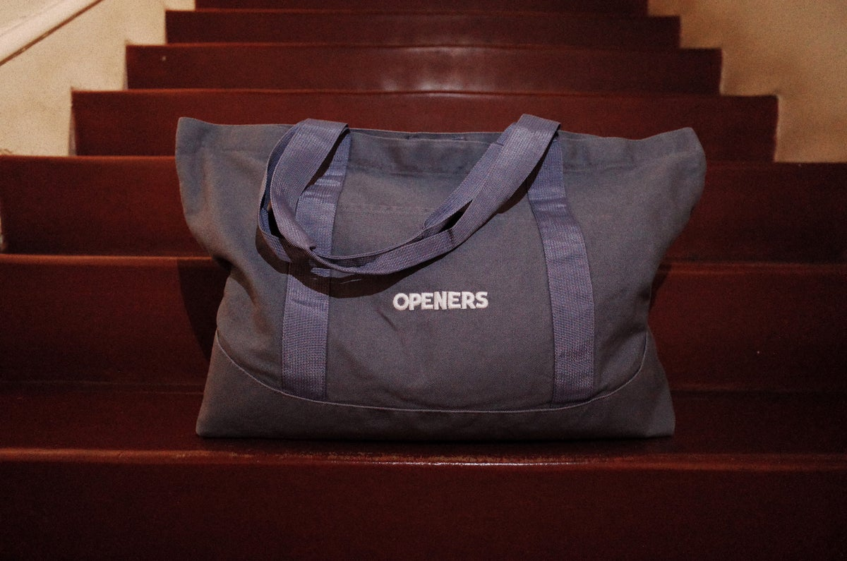 Image of Openers Tote