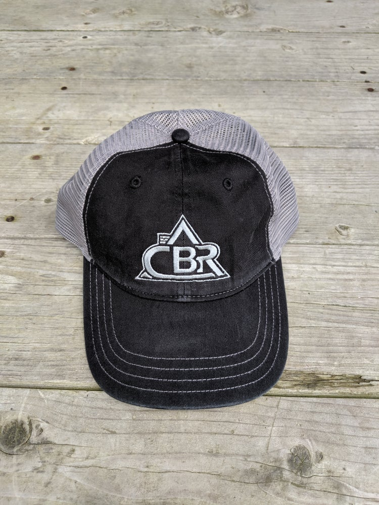 Image of CBR Black/Charcoal Truckers Cap
