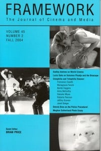 Image of Framework Vol. 45, No. 2 (Fall 2004)