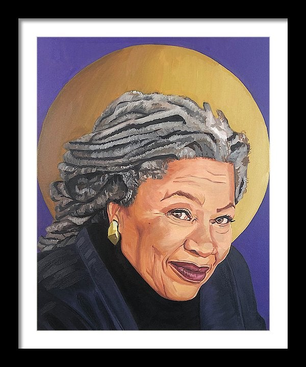 "Image of ""Toni Morrison"" Limited Edition Prints & Poster Prints"