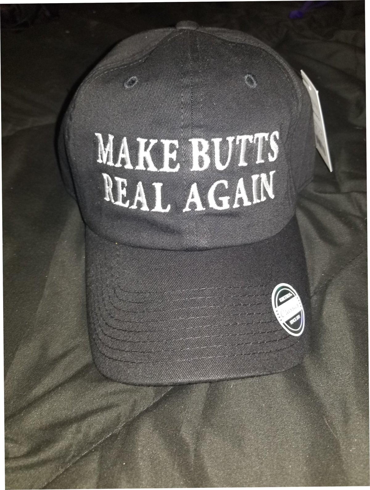 Image of Make Butts Real Again Dad Hat