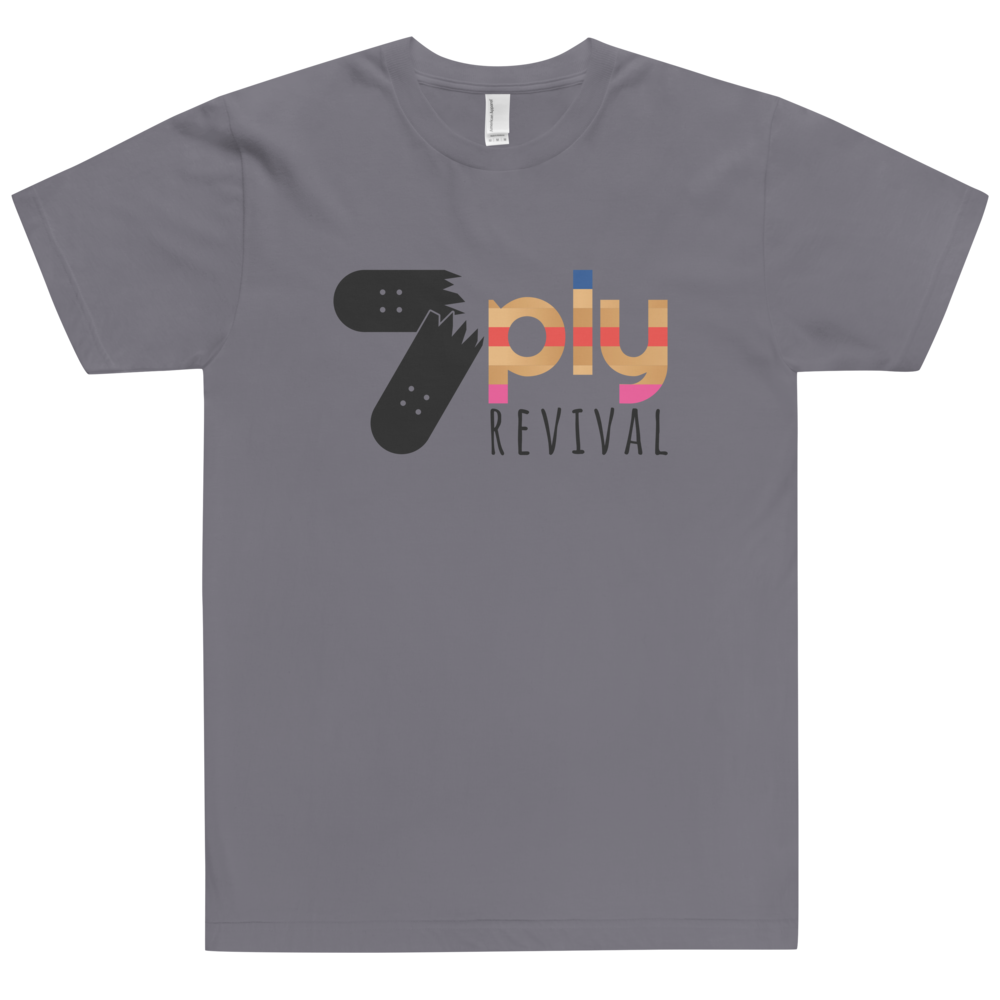 Image of 7PlyRevival Logo Tees