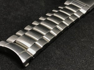 Image of OMEGA SEAMASTER PROFESSIONAL 007 SPORTS S/STEEL GENTS WATCH STRAP 20mm [OST-7]