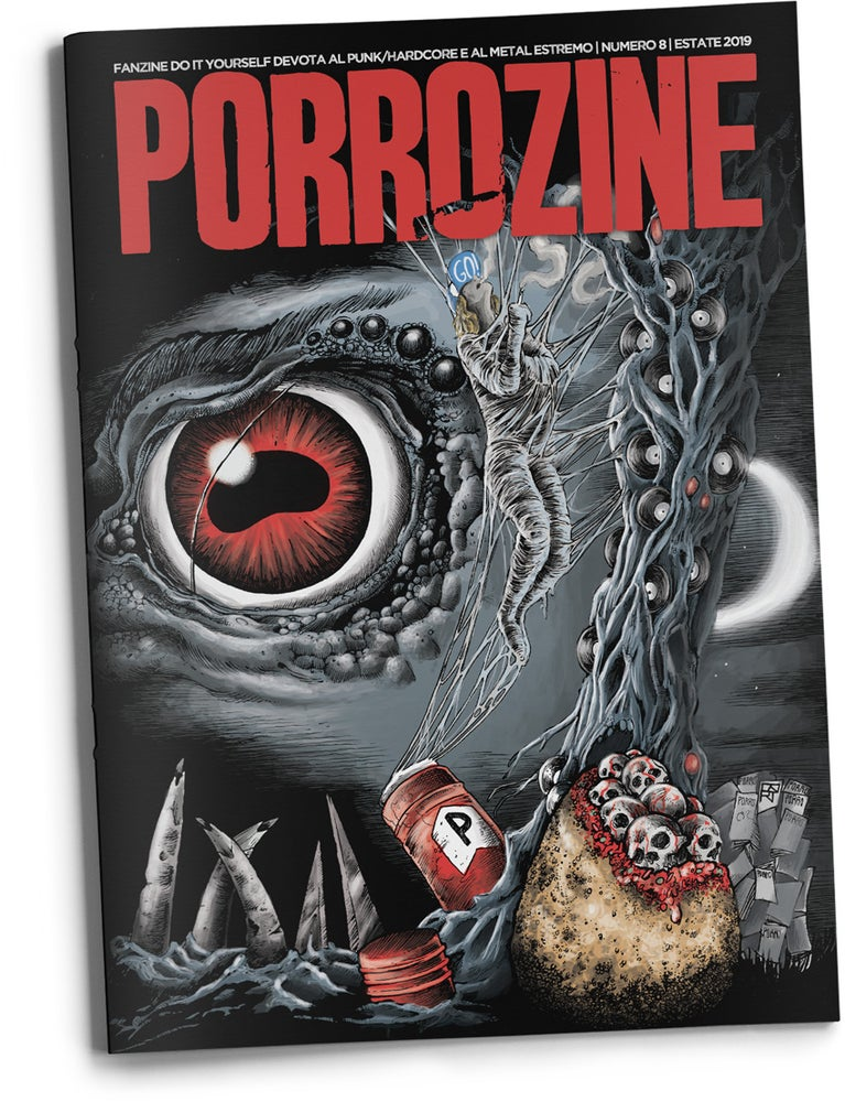 Image of Porrozine #8 (2019)