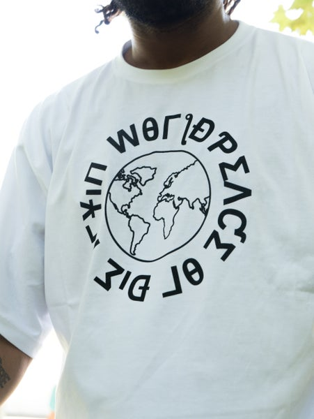 Image of Nativ - WPODT - T Shirt (White)