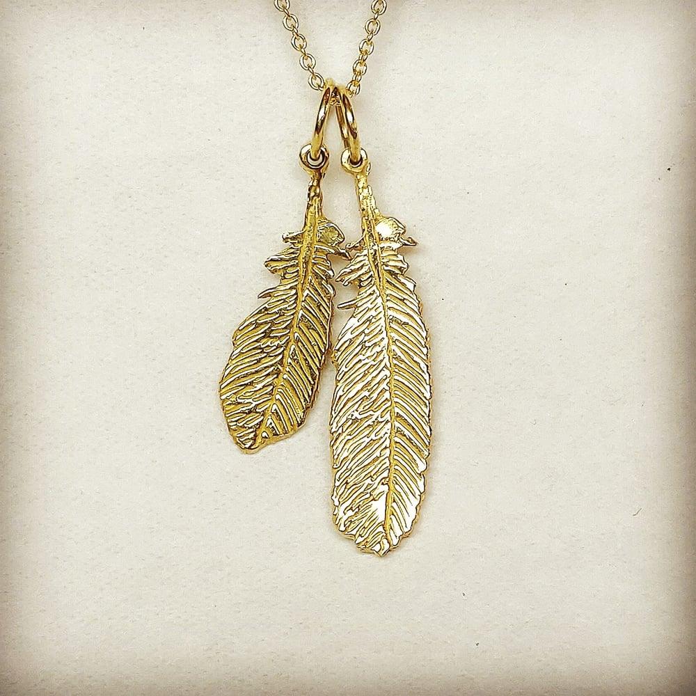 Beeld van Feather pendant
