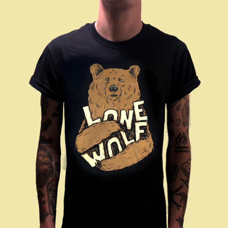 Image of Bear T-Shirt