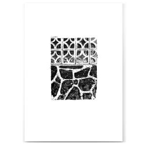 Image of Blocks print