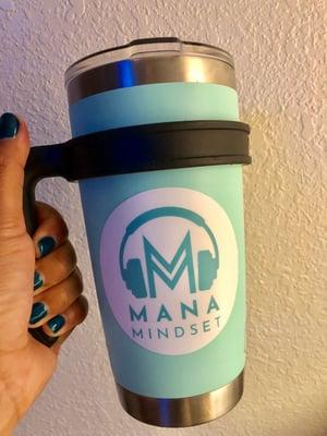 Image of Mana Mindset Sticker