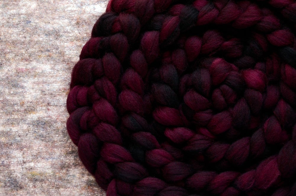 "Image of ""Lek"" July Fiber Club Coordinates- PRE-ORDER - OPEN TO ALL - 4 oz."
