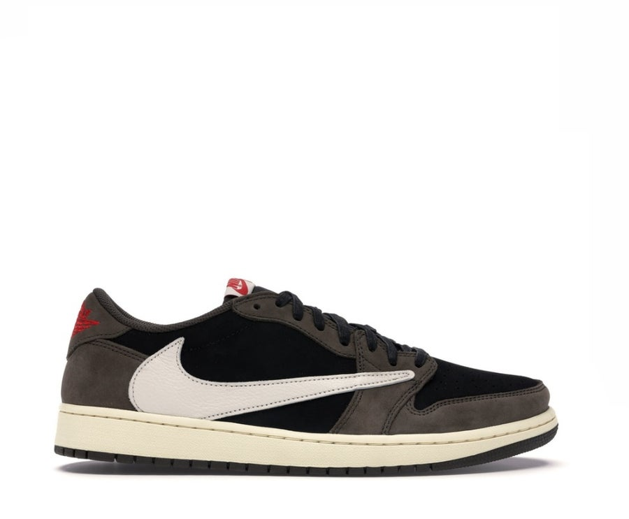 Image of NIKE AIR JORDAN 1 X TRAVIS SCOTT RETRO LOW OG CQ4277-001
