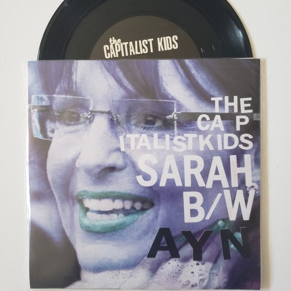 "Image of Capitalist Kids ""Sarah"" 7"""