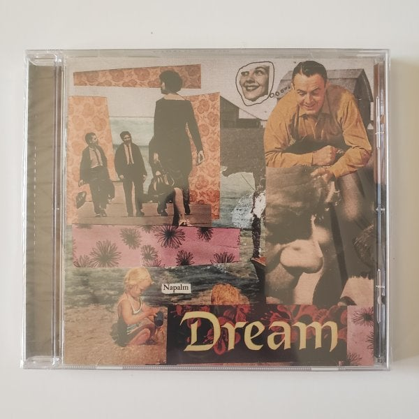"Image of Tenement ""Napalm Dreams"" CD"