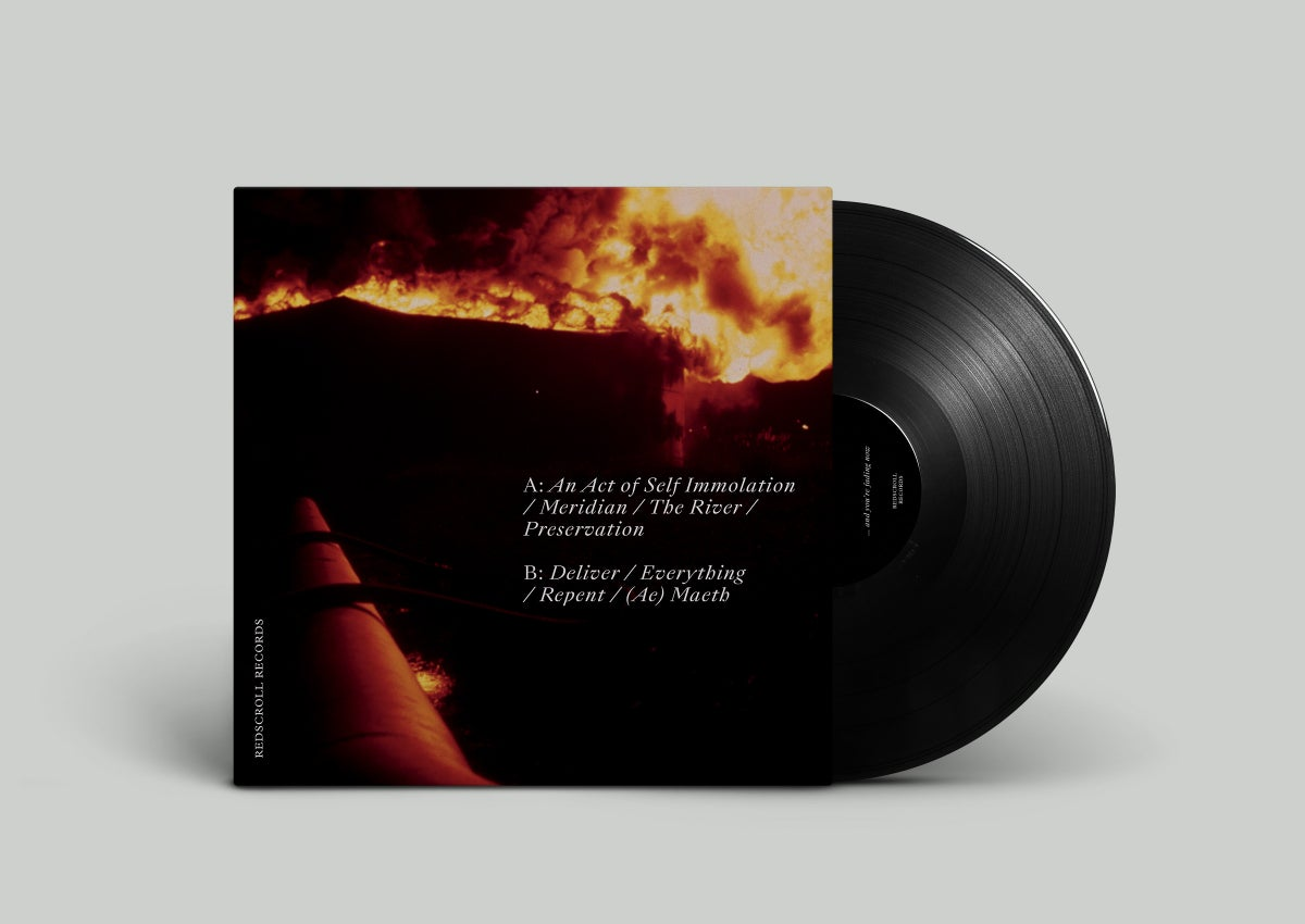 Image of [RSR 022] Reduction Plan - (AE) Maeth LP ((PRE-ORDER!!!))