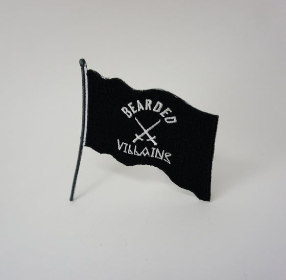 "Image of "" THE FLAG "" Collectible Patch"