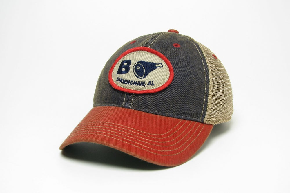 Image of B'ham Trucker Cap
