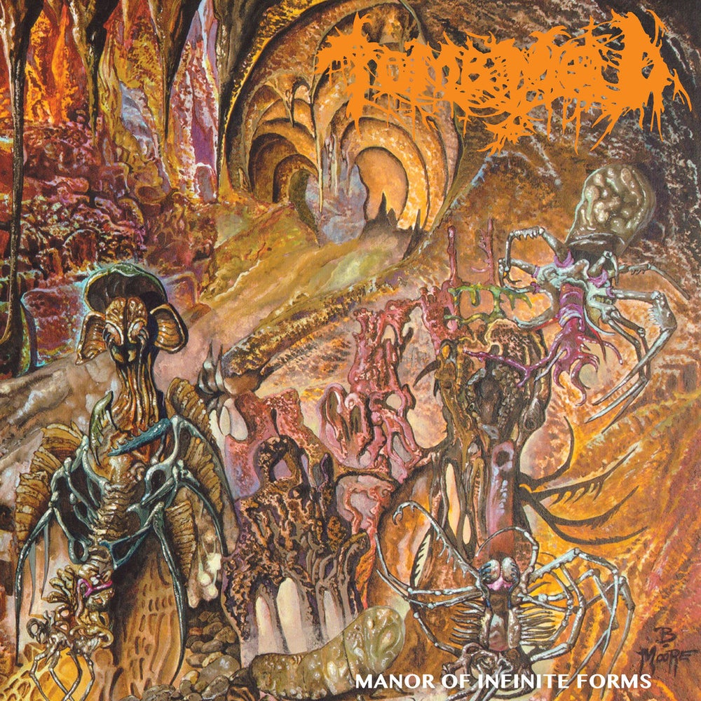 Image of Tomb Mold - Manor of Infinite Forms (Reissue) Colored Vinyl