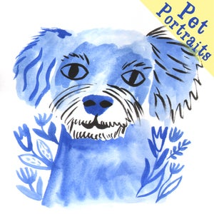 Image of Custom Pet Portraits ♥︎ $10 SPCA donation included
