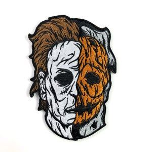 Image of Carved Myers (Patch)