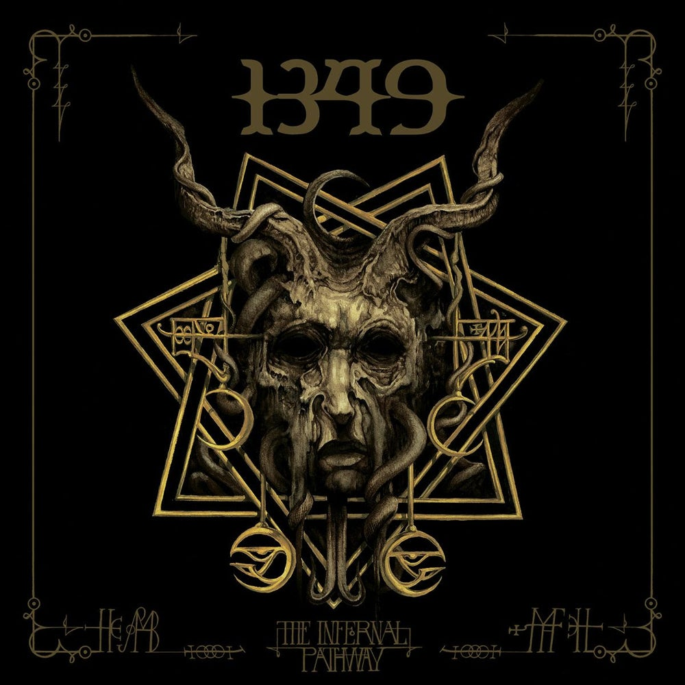 Image of 1349 - The Infernal Pathways (Colored) Vinyl Preorder