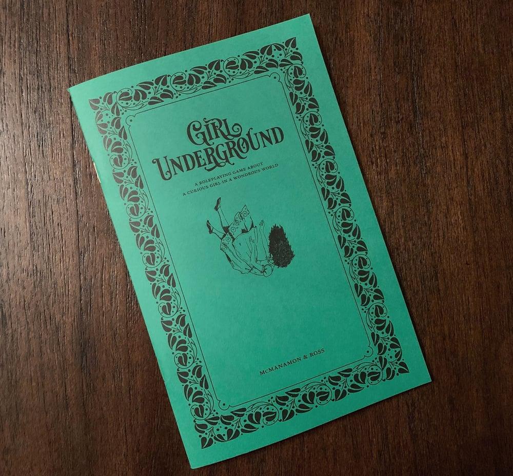 Girl Underground [Print & PDF]