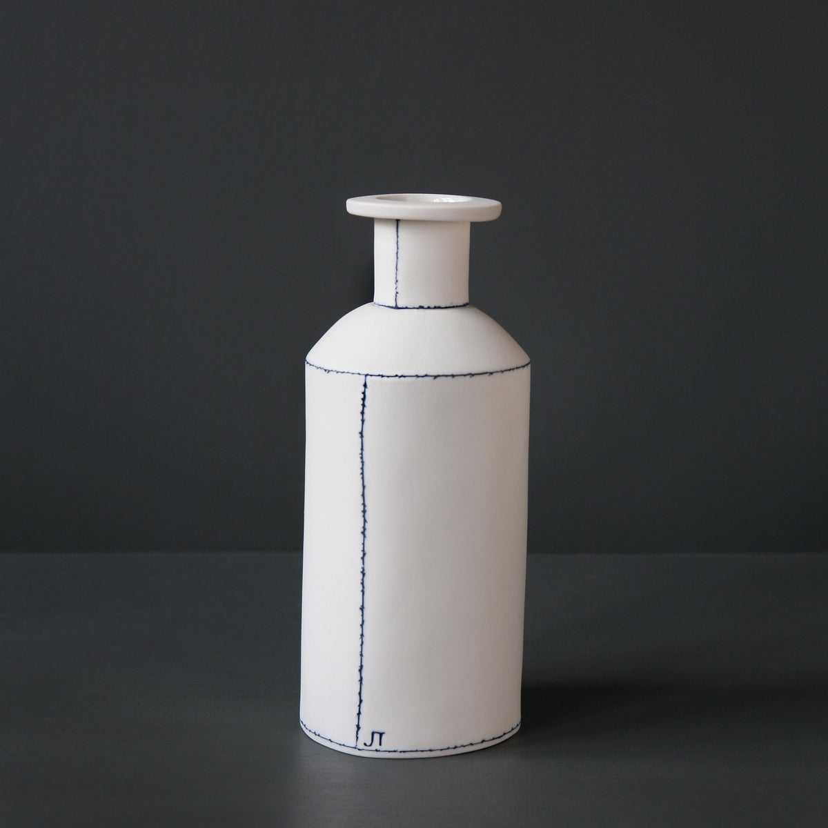 Image of Large 'Apothecary' Bottle by Jessica Thorn.
