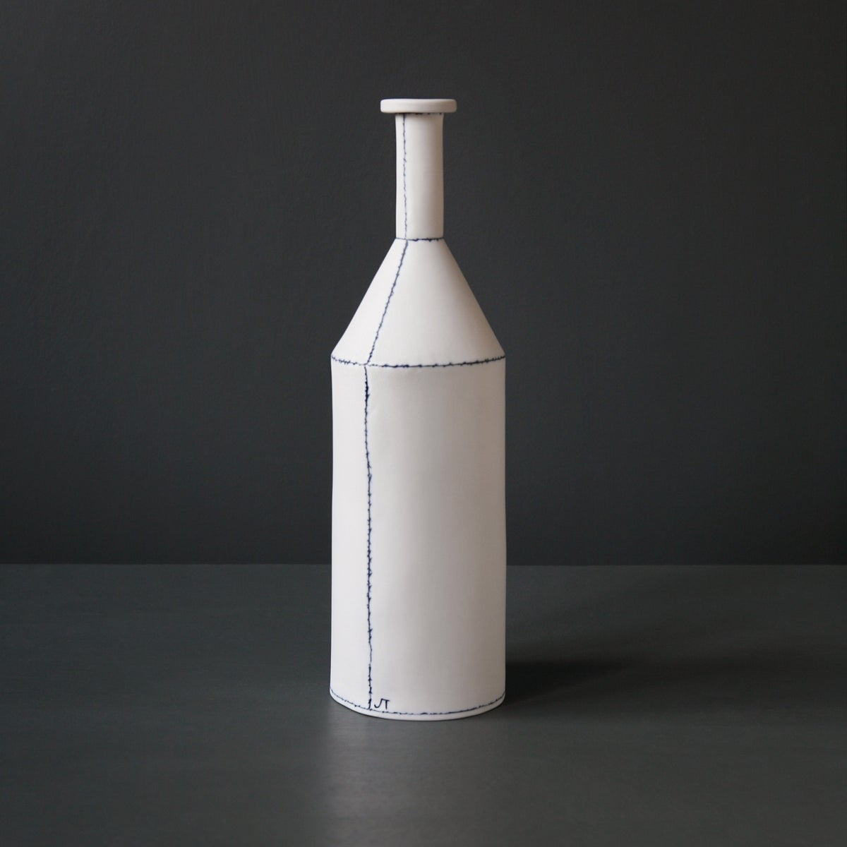 Image of Large 'Still Life' Bottle by Jessica Thorn.