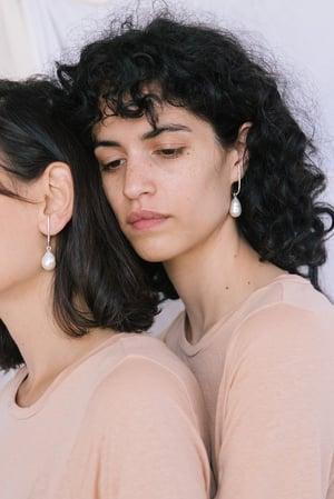 Image of Elma Earring silver