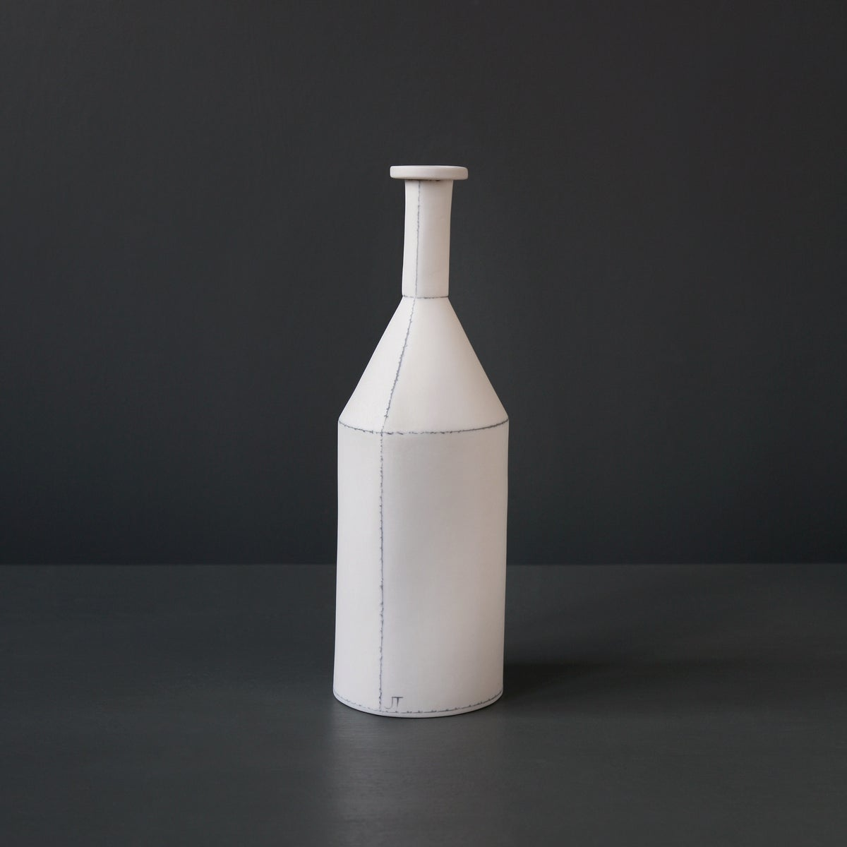 Image of Medium Tall 'Still Life' Bottle by Jessica Thorn.