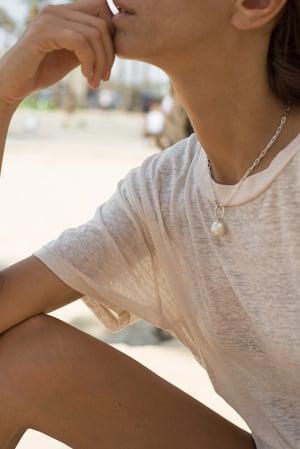 Image of Nala Necklace Silver
