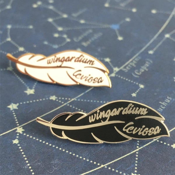 Image of Wingardium Leviosa Pin