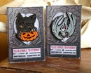 Image 2 of Enamel pins - Black Cat and All-Seeing Bird