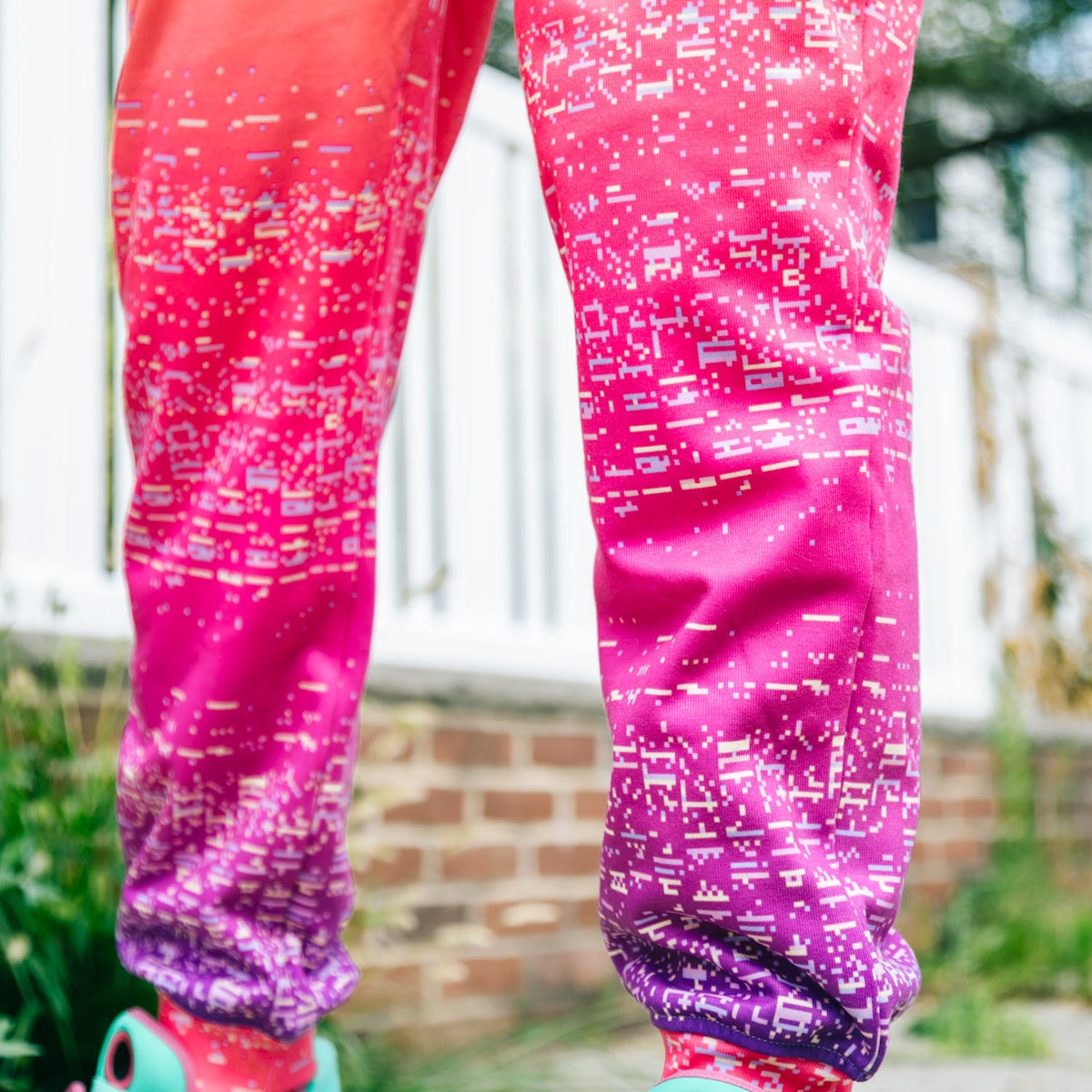 Image of PIXEL SUNSET Joggers