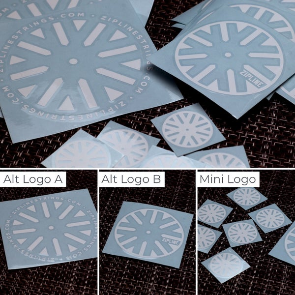 Image of Vinyl Decal Stickers