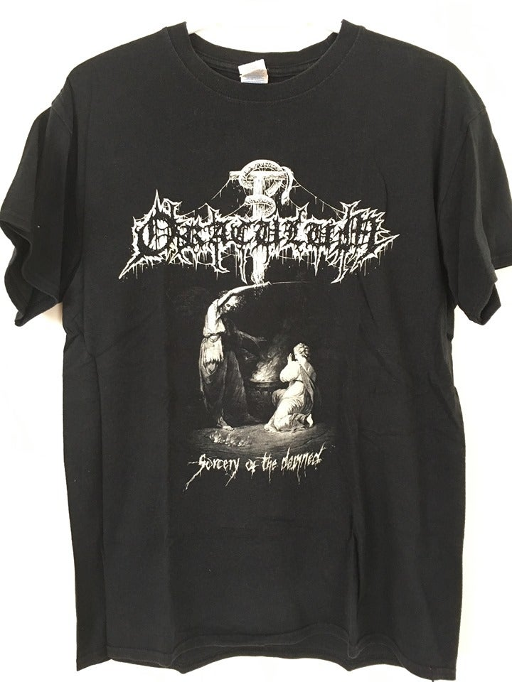 Image of Oraculum-Sorcery of the Damned TSHIRT