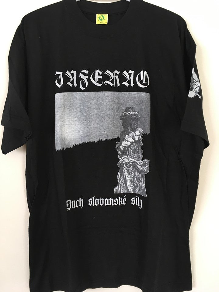Image of Inferno-Duch Slovanské Sily TSHIRT