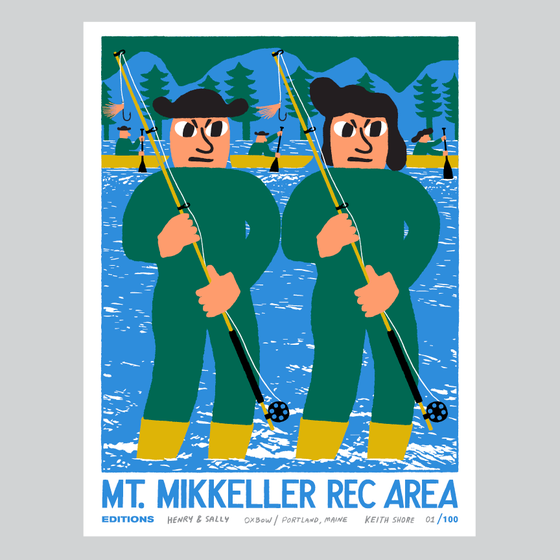 Image of Mt. Mikkeller Rec Area
