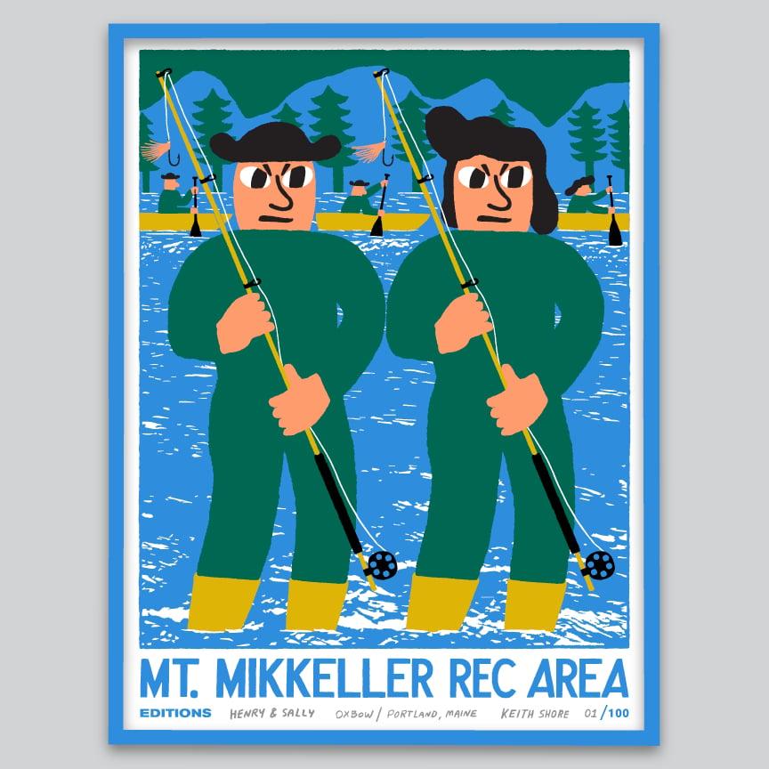 Image of Mt. Mikkeller Rec Area