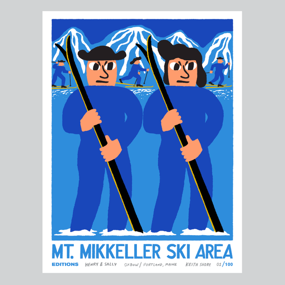 Image of Mt. Mikkeller Ski Area
