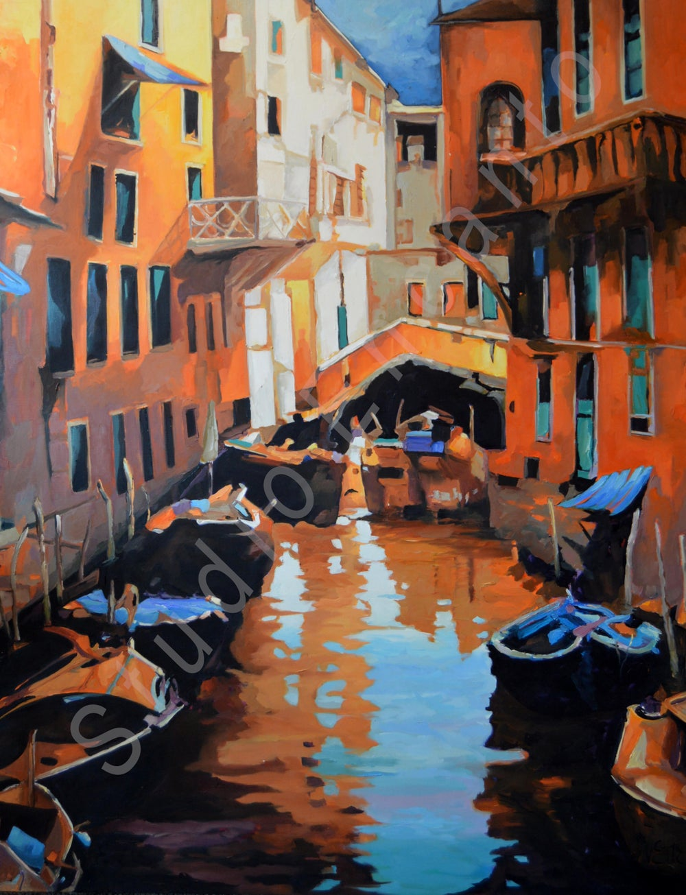 Image of Venecia by Yvette Galliher