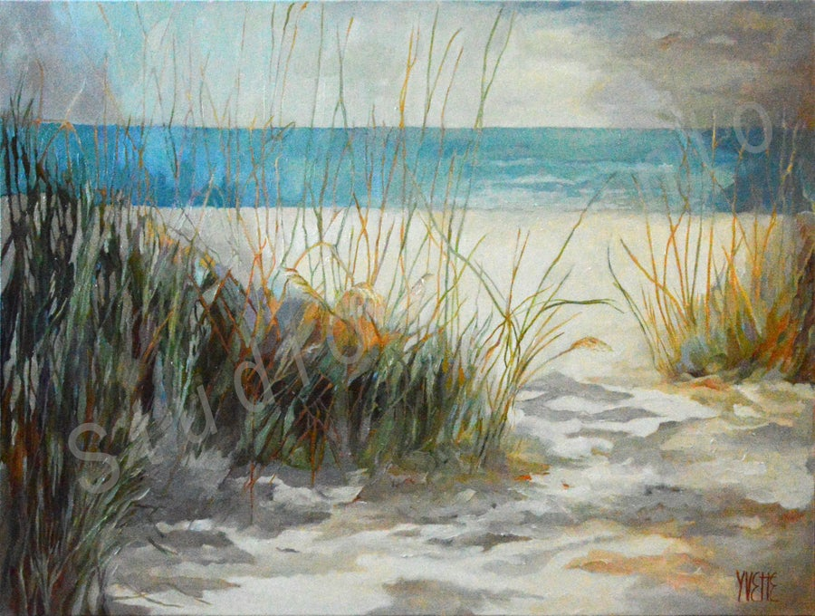 Image of Sand Key II by Yvette Galliher