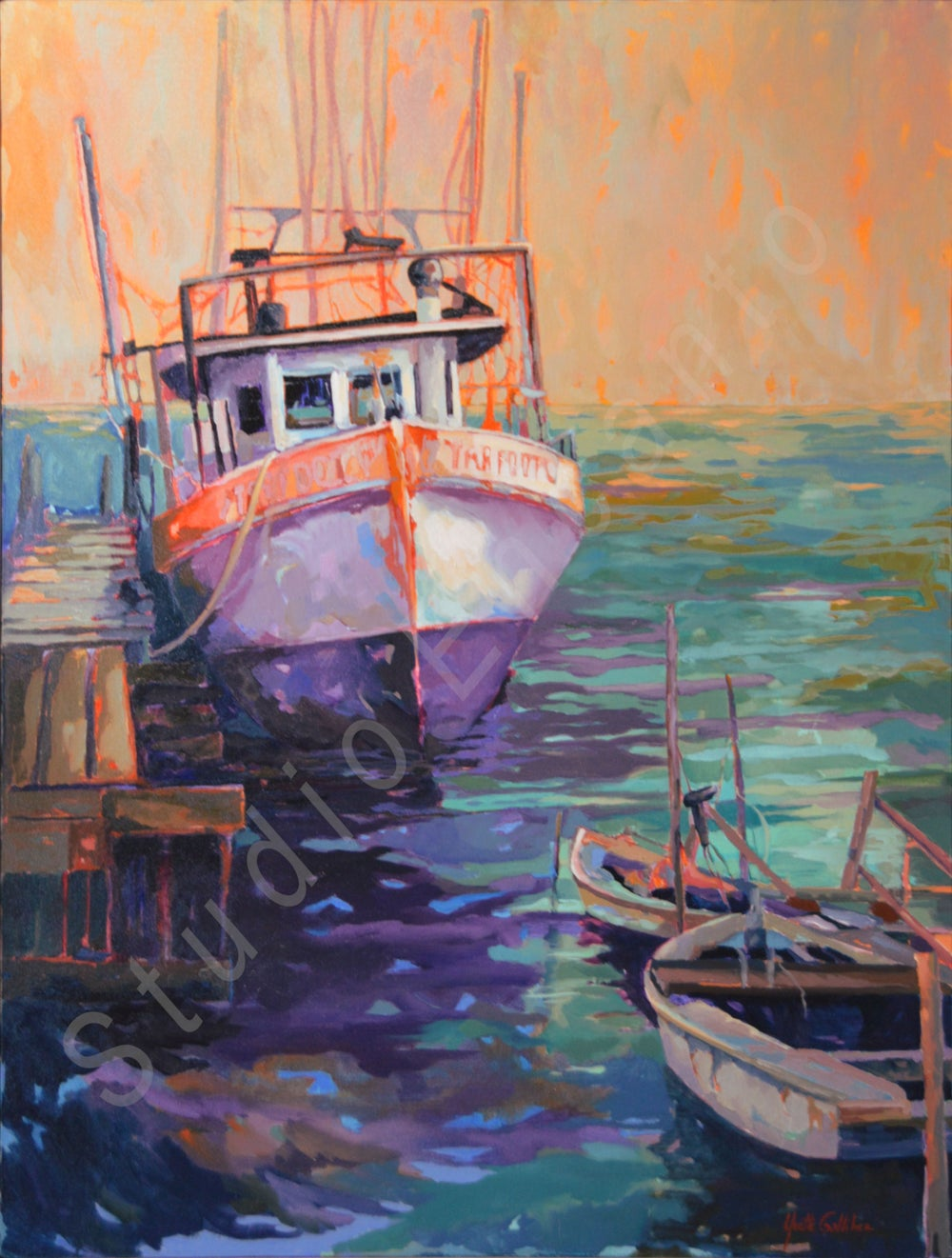 Image of Apalachicola by Yvette Galliher