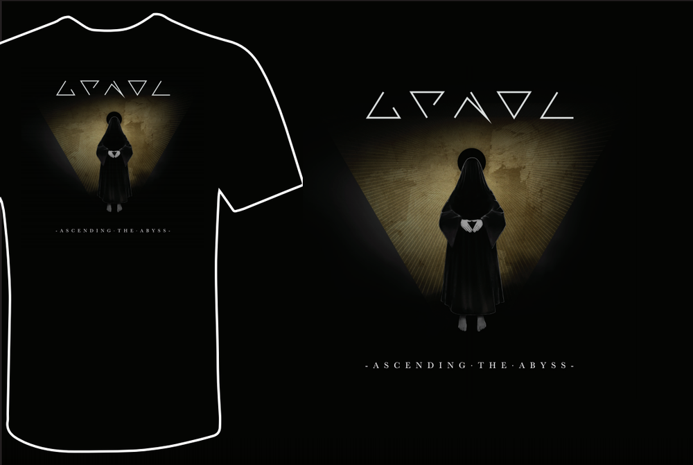 "Image of T-shirt ""Ascending The Abyss"""