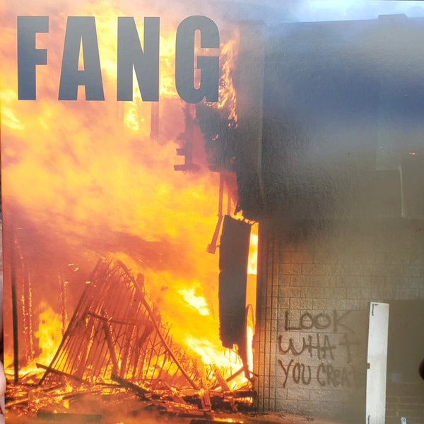"Image of FANG-""RISE UP"" LP"