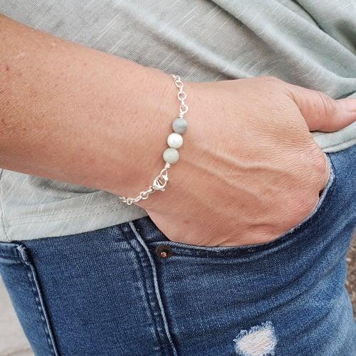 Image of Gemstone Bracelets